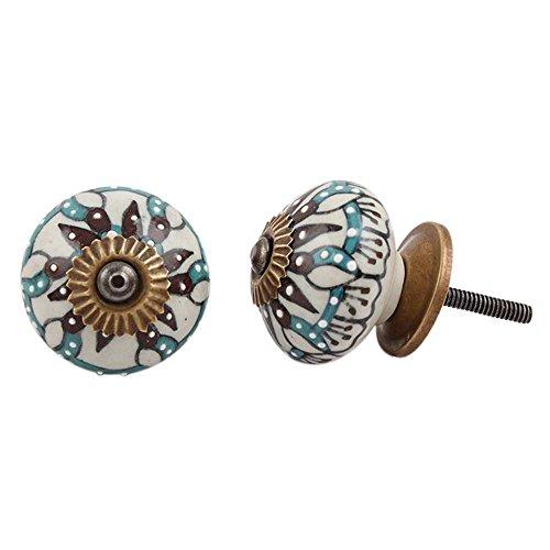 dark brown knobs - 5