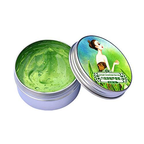 Aloe Vera Gel, Spdoo Repair Soothing Cooling Moisture gel, Ultra Hydrating Skin, Easy Absorbing, Cleansing, Moisturizing, Nourishing for Various Parts of the Body