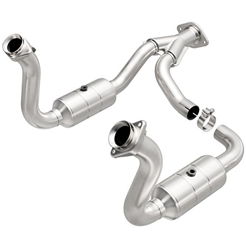 MagnaFlow 51760 Direct Fit Catalytic Converter (Non CARB - Fit U Wellington