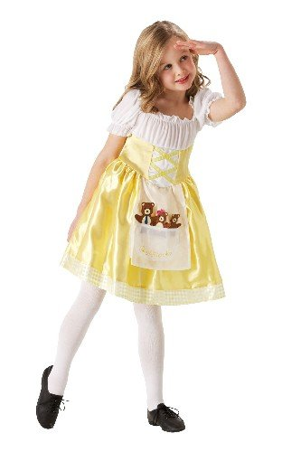 Rubie's Goldilocks Fancy Dress (Goldilocks Costume)