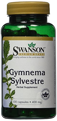 Swanson Premium Gymnema Sylvestre Capsules