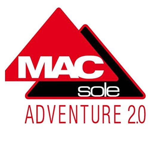 Heckel macsole Adventure maccros Road 2.0–Botas de seguridad (de trabajo–