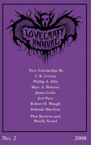 Read Online Lovecraft Annual No. 2 (2008) pdf epub