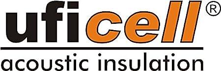 1 m/² St/ärke 10 mm Trittschalld/ämmung TRECOR Rollenkork 1 m/² Akustik Tritt- und Gehschalld/ämmung f/ür Laminat- und Parkettb/öden Auch f/ür Pinnw/ände hervorragend geeignet -