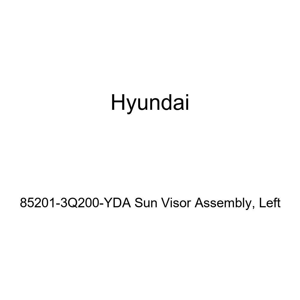 Genuine Hyundai 85201-3Q200-YDA Sun Visor Assembly Left