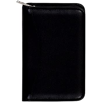 Amazon.com: Scully Leather Zip Weekly Planner Italian ...