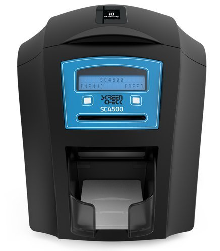 ScreenCheck SC4500 Single-Sided ID Card Printer (Single-Sided)