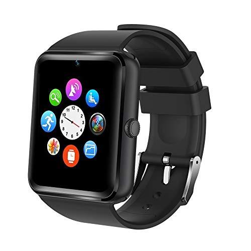 Smartwatch,Willful Smart Watch Sport Uhr Smart Uhr Fitness Tracker mit Schrittzähler Schlafanalyse 1.54 Zoll Touchscreen…