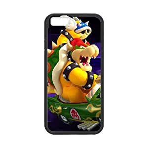 iPhone 6 4.7 Inch Cell Phone Case Black Super Smash Bros Bowser FXS_470460