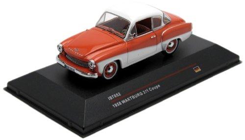 1/43 ボルボ アマゾン 120 レッド/ホワイト 1956 PRD229