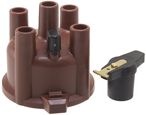 WVE by NTK 3D1128 Distributor Cap and Rotor Kit