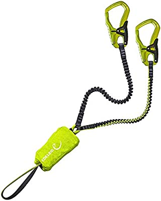 EDELRID Cable Kit 5.0 - Kit vía ferrata - Verde/Negro 2019: Amazon ...