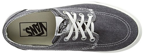 stripes Grey Asphalt Baskets Vans Adulte Basses Gris washed Brigata Mixte xPzxqwnvg
