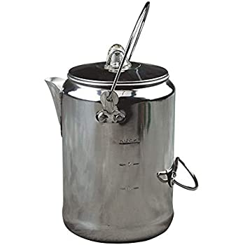 Amazon Com Coleman Stainless Steel Percolator 12 Cup