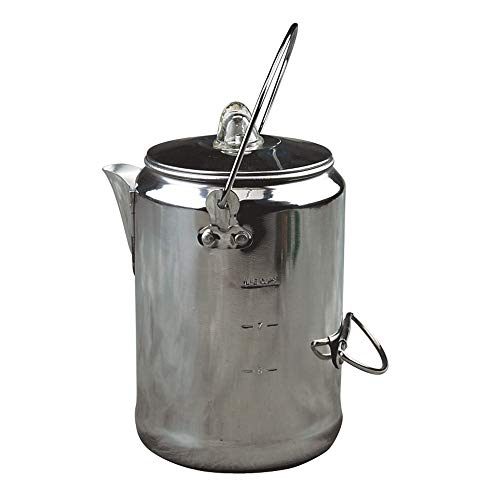 Percolator Camp Coffee - Coleman 9 Cup Coffee Percolator