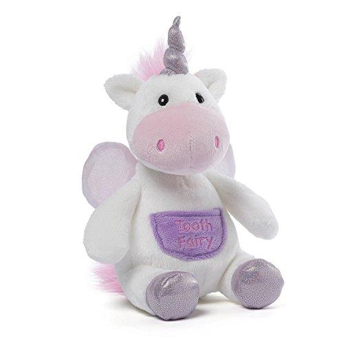 Gund Flitterina Unicorn Toothfairy Pal Stuffed Animal Plush