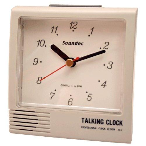 Reloj - Soundec - Para - TC-2SW