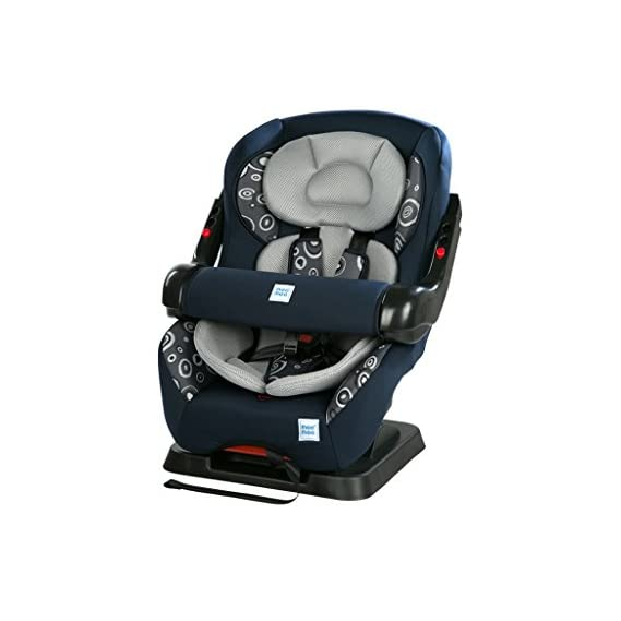 Mee Mee Baby Car Seat Cum Carry Cot with Thick Cushioned Seat (Grey)