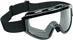 Looking for the perfect winter goggle? Look no farther than the Raider MX goggles. These impact-resistant, anti-fog lenses fit over eyeglasses and have high density face foam to keep them snug, as does the double loop strap adjustment for add...