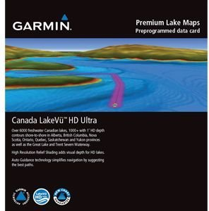 Garmin 010-C1114-00 Garmin Canada LakeVu HD Ultra