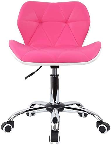 RZiioo Hot Pink Accent Chairs