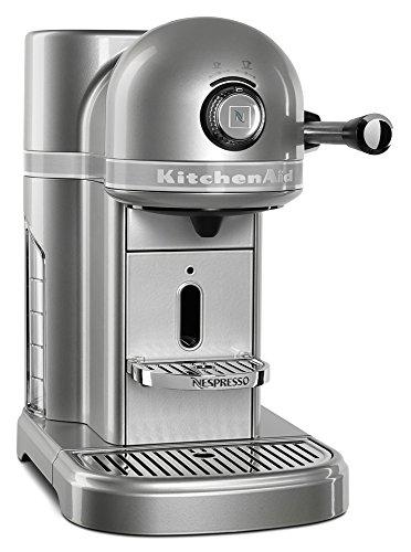 KitchenAid KES0503SR Nespresso, Sugar