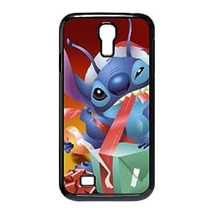 Disneys Lilo and Stitch Samsung Galaxy S4 9500 Cell Phone Case Black ilof