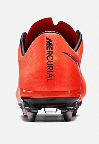 Nike Mercurial Vapor SG-Pro Herren Fußballschuhe Rot