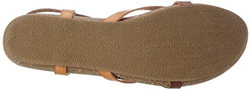 Blowfish Granola, Chanclas Para Mujer Mehrfarbig (DESERT SAND/BRZ/WHISKEY)