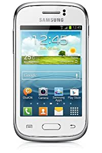 SAMSUNG S6310 GALAXY YOUNG WHITE Factory Unlocked Phone - International Version