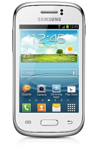 SAMSUNG S6310 GALAXY YOUNG WHITE Factory Unlocked Phone - International Version  samsung young 2 | Samsung Young 2 41 2BzHtqxEpL