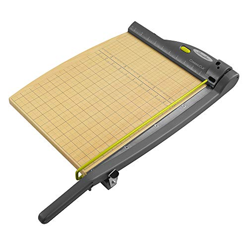 Swingline Paper Trimmer, Guillotine Paper Cutter, 15