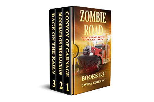 The Zombie Road Omnibus: The Road Kill Collection