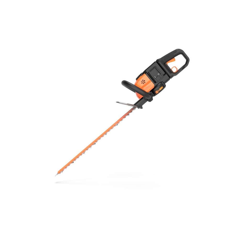 Worx WG284.9 40V 24'' Cordless Hedge Trimmer, Bare Tool Only