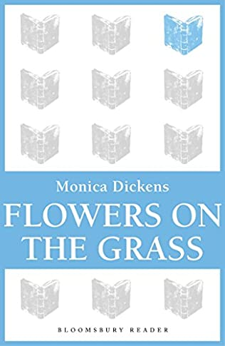 book cover of Flowers On The Grass