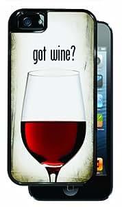Got Wine? - Black iPhone 6 4.7 Dual Protective Durable Case