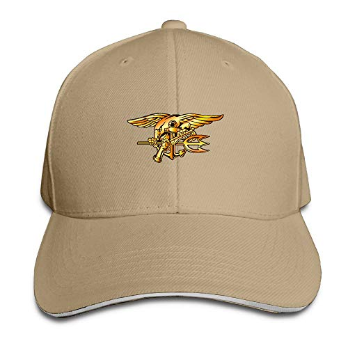 Navy Seals Trident Sandwich Hats Baseball Cap Hat Snapback Hat Dad Hat