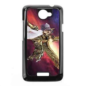 Legend of Sanctuary HTC One X Cell Phone Case Black Kyle
