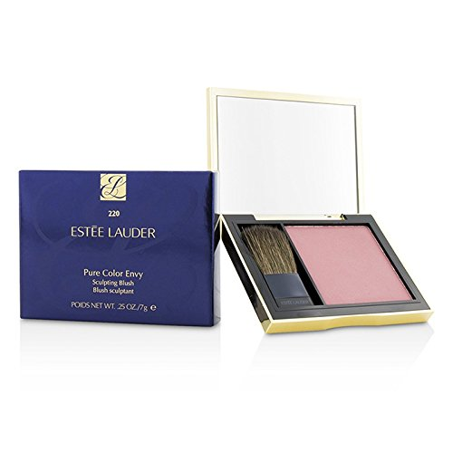 Estee Lauder Pure Color Envy Sculpting Blush, 220 Pink Kiss, 0.25 Ounce ()