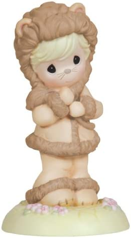 Precious Moments The Wonderful Wizard of Oz Lion Figurine