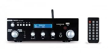 Amplificador Estereo Hi-Fi 30+30W RMS AS-25RUB Fonestar