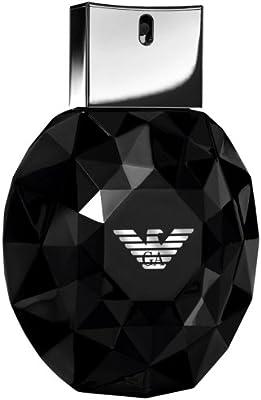 Giorgio Armani Emporio Diamonds black Carat Eau de Parfum Spray 50 ml: Amazon.es: Belleza