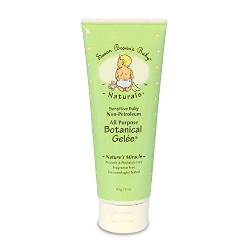 Susan Brown's Baby Sensitive Baby All Purpose Botanical Gelee, 3-Ounce Tube
