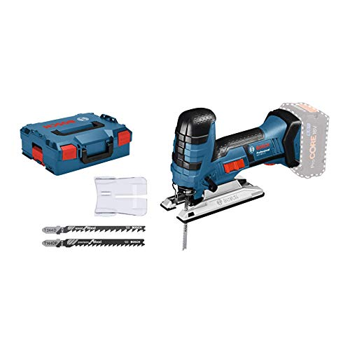 Bosch Professional Gst 18 V-Li S Cordless Jigsaw (Without Battery And Charger) – L-Boxx