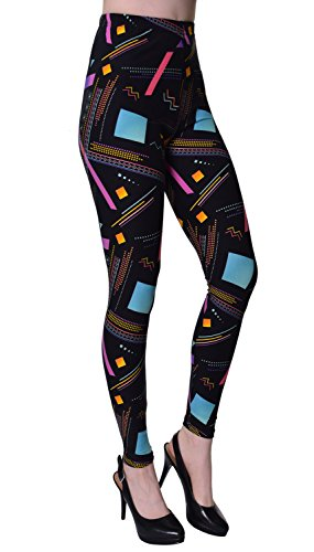 - 41 2BzMs0FpdL - VIV Collection Popular Printed Brushed Buttery Soft Leggings Regular Plus 40+ Designs List 2