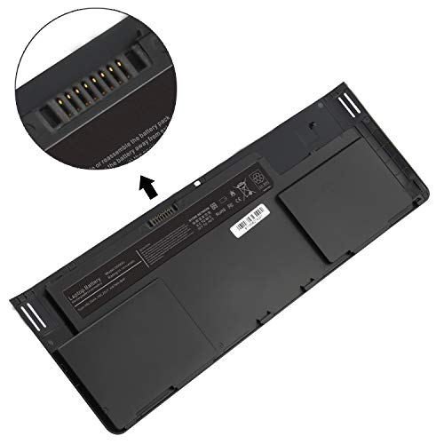OD06XL Laptop Battery Replacement for HP Elitebook Revolve 810 G1 G2 G3 Series Tablet Battery p/n 0D06XL OD06 698750-171 698750-1C1 698943-001 H6L25AA H6L25UT HSTNN-IB4F HSTNN-W91C 11.1V 44Wh