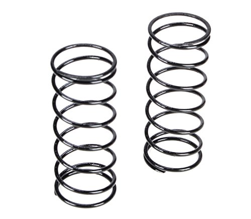 - Team Losi Racing Front Shock Spring, 4.1 Rate, Black: 22T, TLR5184