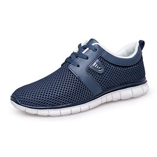 Tianui Walking Shoes Men Women...