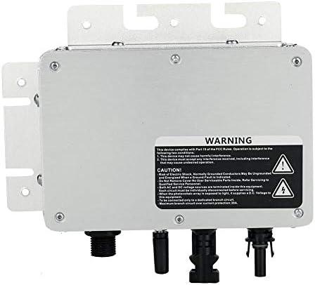 Solar-Wechselrichter, langlebiger Micro-Solar-Photovoltaik-Wandler für das Stromerzeugungssystem 220V
