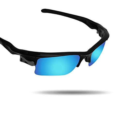 cc7c1a1934 Fiskr Anti-saltwater Replacement Lenses for Oakley Fast Jacket XL ...